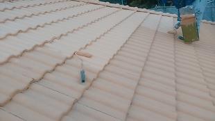 ガイナ 塗料 秦野市 屋根 塗装