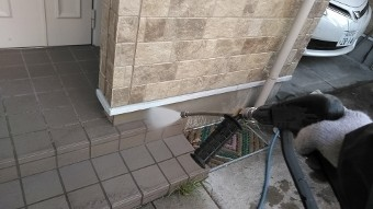 ガイナ 横須賀市 ガルバリウム鋼板 屋根 塗装