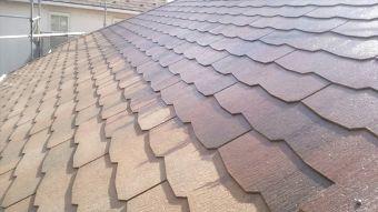 屋根 ガイナ塗装 (2)