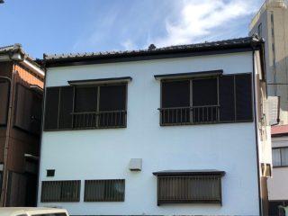 千葉県松戸市の外壁塗装遮熱塗料戸建塗装施工事例