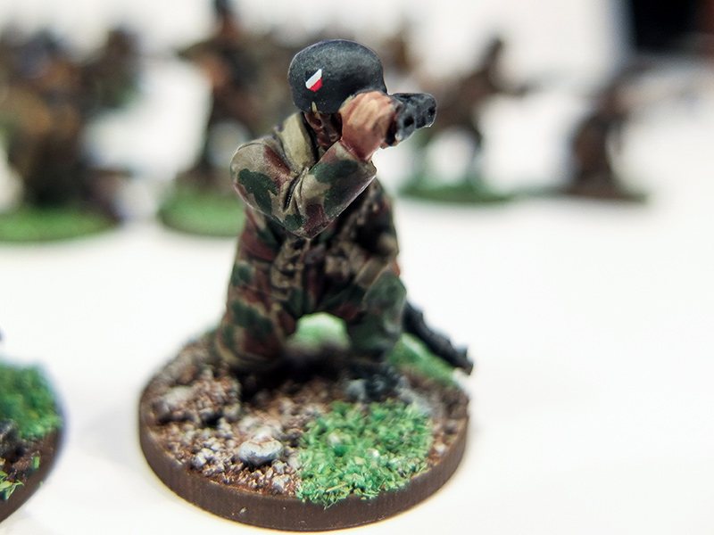 German Fallschirmjager Sniper Team