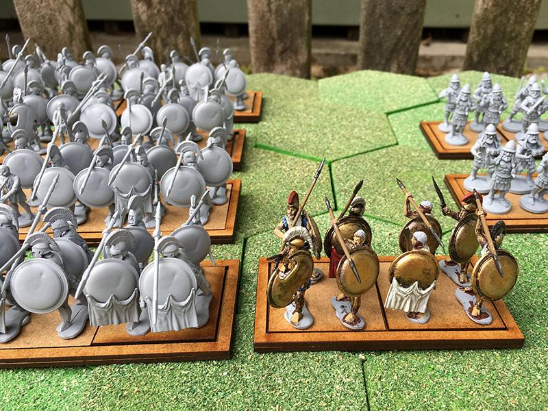 Greek Hoplite Army
