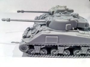 Blitzkrieg Miniatures' 1/56 Sherman Firefly