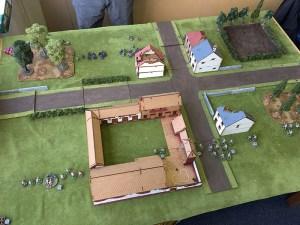 Terrain layout
