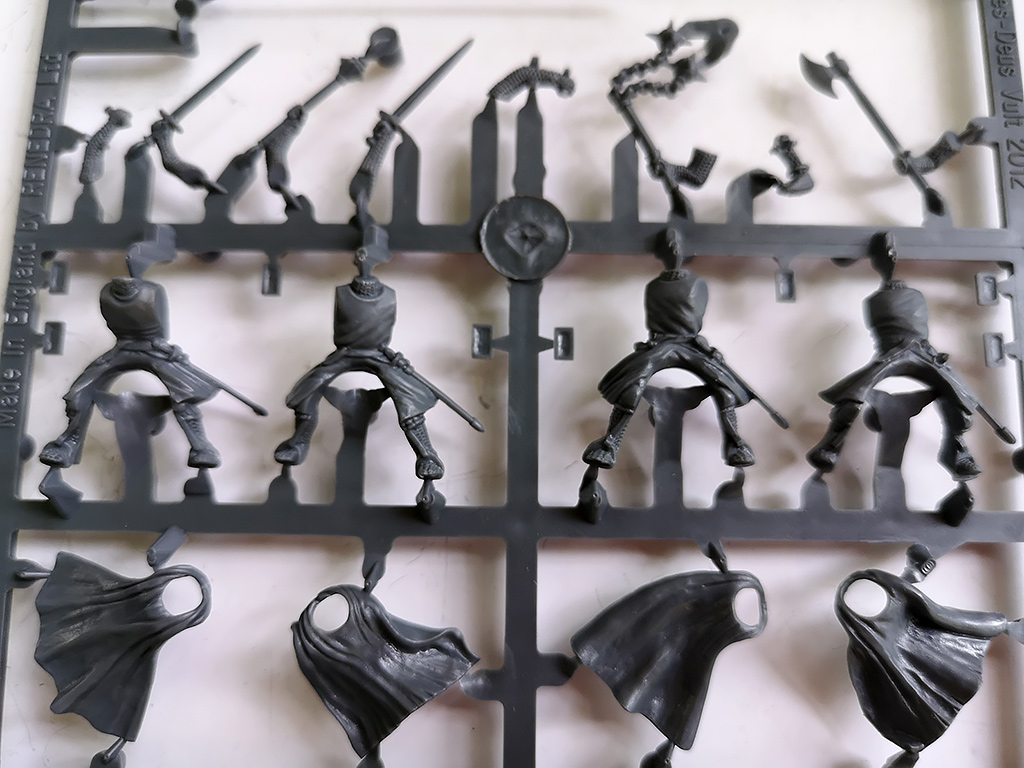 Knight Figure Sprues