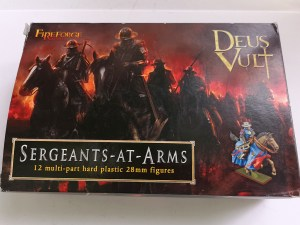 Fireforge Sergeants at Arms Box Front