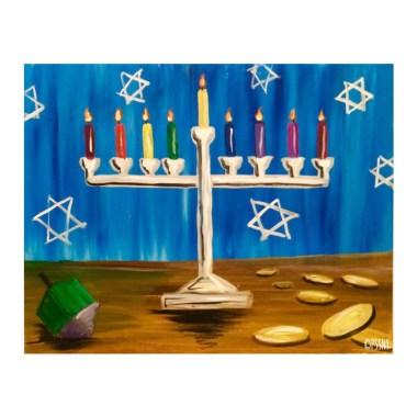 Happy Hanukah!