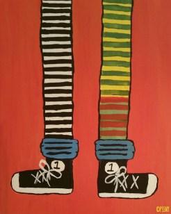 Socks And Sneaks