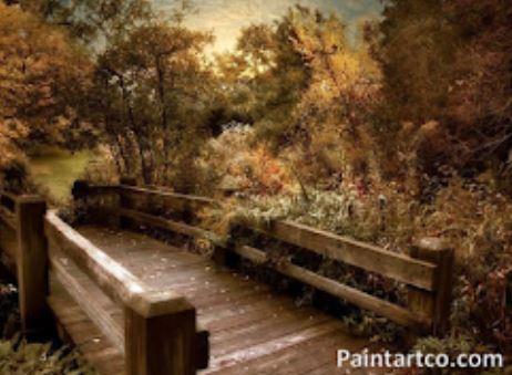 لوحات فنية جميلة من الطبيعة
