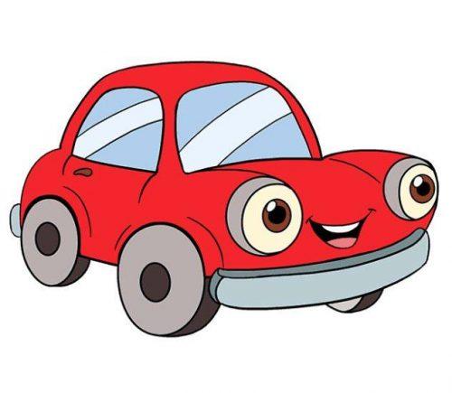 رسم سيارات باليد