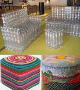اعمال فنية بالقارورات البلاستيك اشغال يدوية سهلة الصنع ديكورات منازل 2018
