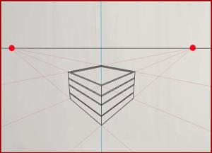 رسم ثلاثي الابعاد بيوت للمبتدئين