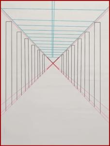 الخطوة 4 طرق رسم المنظور الهندسي pdf Draw Perspective