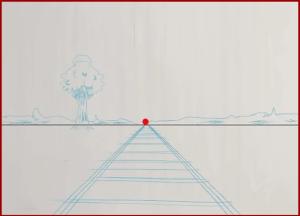 تعليم الرسم بالخطوات رسم المنظور