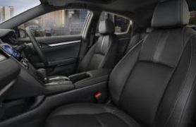 سيارة هوندا سيفيك 2020 من الداخل