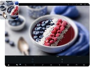 تطبيق Adobe Photoshop Express ، برامج تعديل الصور للايفون x