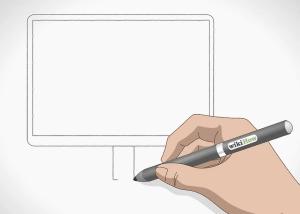 رسم أفضل كمبيوتر للأطفال