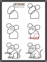 رسومات فنية سهلة للاطفال