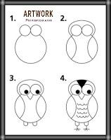رسومات اطفال تعليمية
