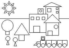 رسومات اطفال للتلوين للطباعة بأشكال وتصميمات سهلة وجميلة