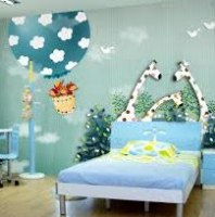 تصميمات إبداعية لغرف الأطفال