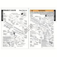 US Army Project Salvo Gun Manual