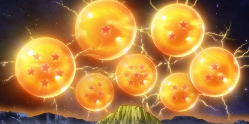 Image result for dragon balls