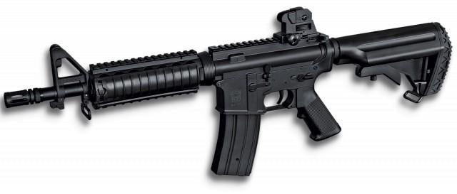 Fusil M4 A1 Golden Eagle