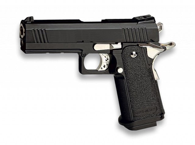 Pistola Hi-Capa Gas Golden Eagle