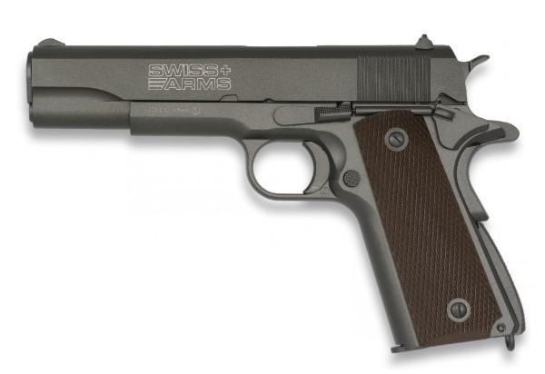 Pistola SWISS ARMS P1911 Co2