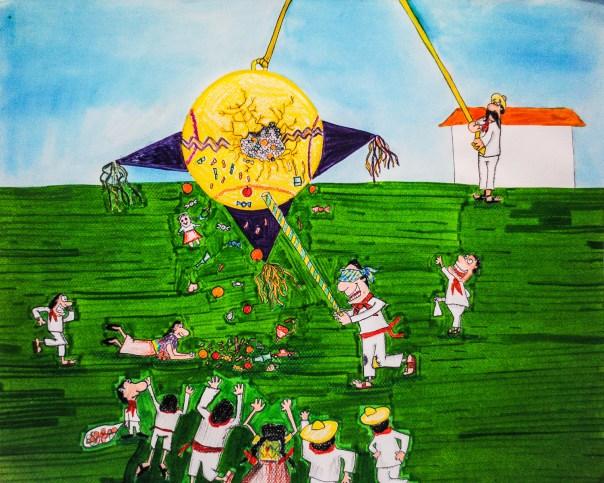 The Piñata Celebration