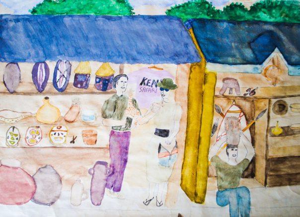 Sangura's Craft Market