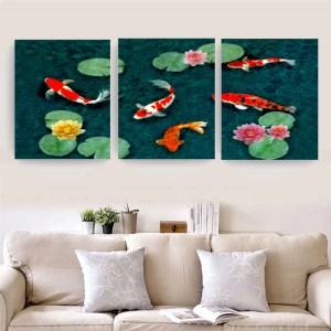 Zen Koi Fish Pond (Set of 3)