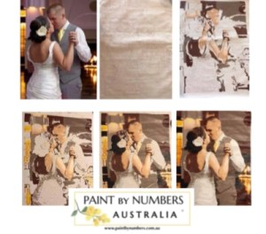 Customised Paint By Numbers Kit – Make your own!