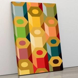 Geometric Crayons
