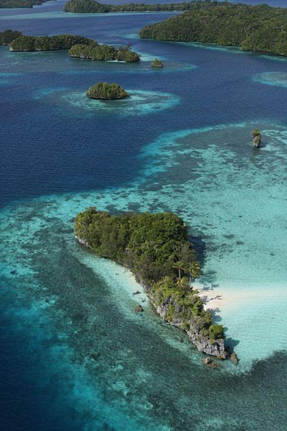 400px-Palau_islets_aerial_view