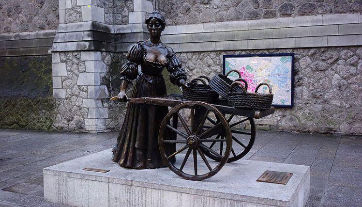 molly_malone_statue_dublin