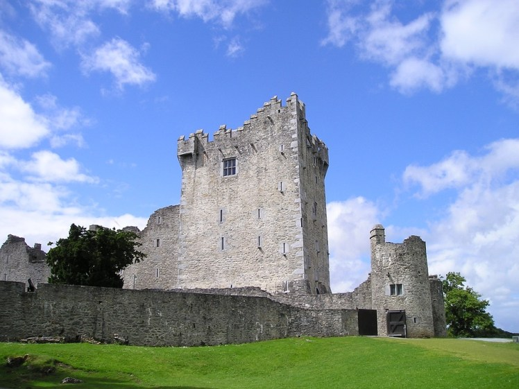 Relic Killarney Ross Castle