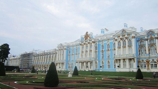 Екатерининский_дворец_Catherine_Palace