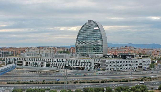 BBVA_head_offices_(Madrid)_08
