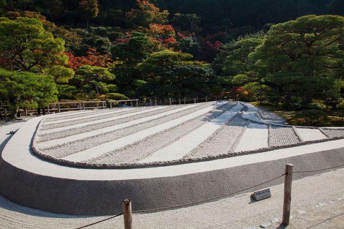 Ginkakuji_Sand_Garden