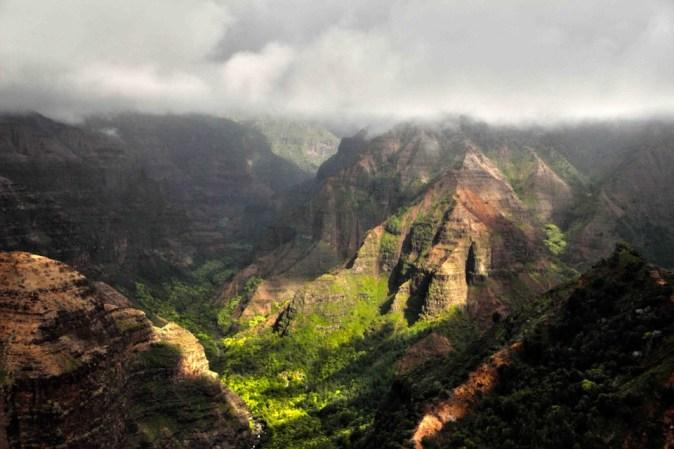 Hawaii Crater Maui