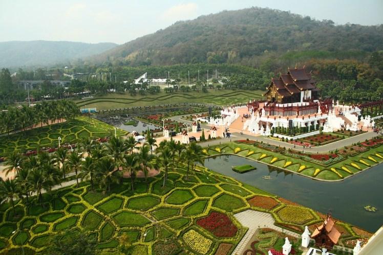 Garden Thailand Chiang Mai