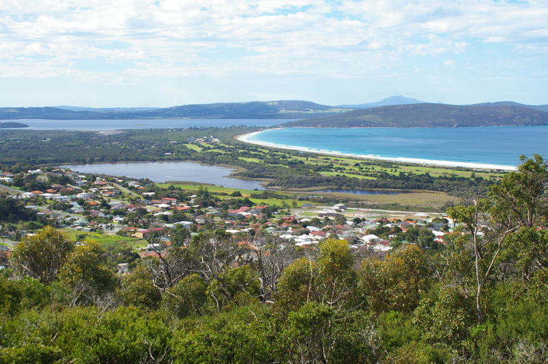 view-of-lake-seppings-from-mount-clarence-in-albany-western-australia