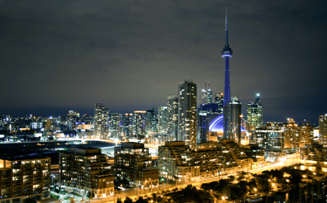 Toronto.Night