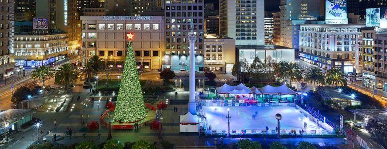 Union_Square,_San_Francisco_December_2016