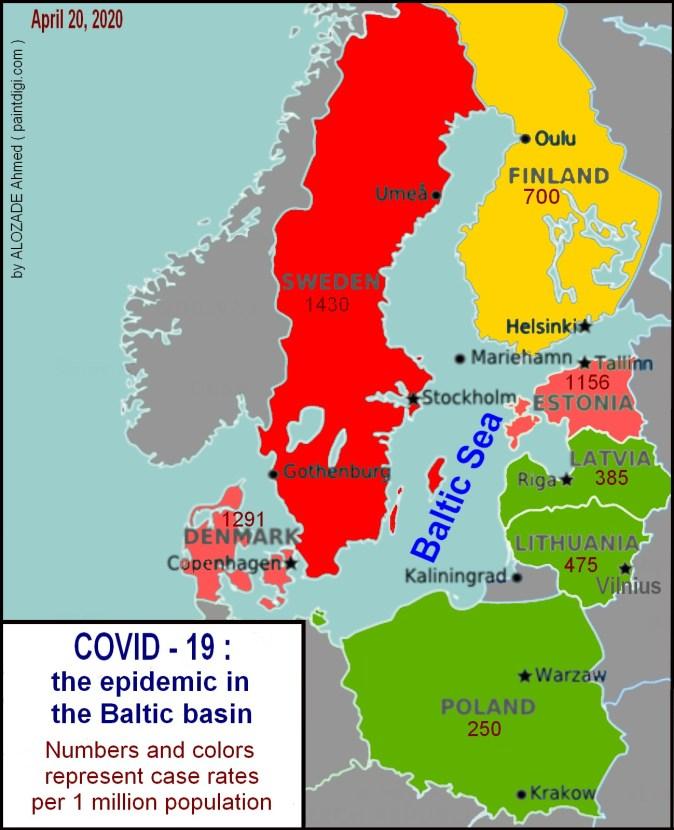 Covid 19 _ Baltic