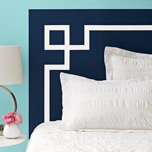 3 Ways To Do A DIY Headboard For Under 50 Painted