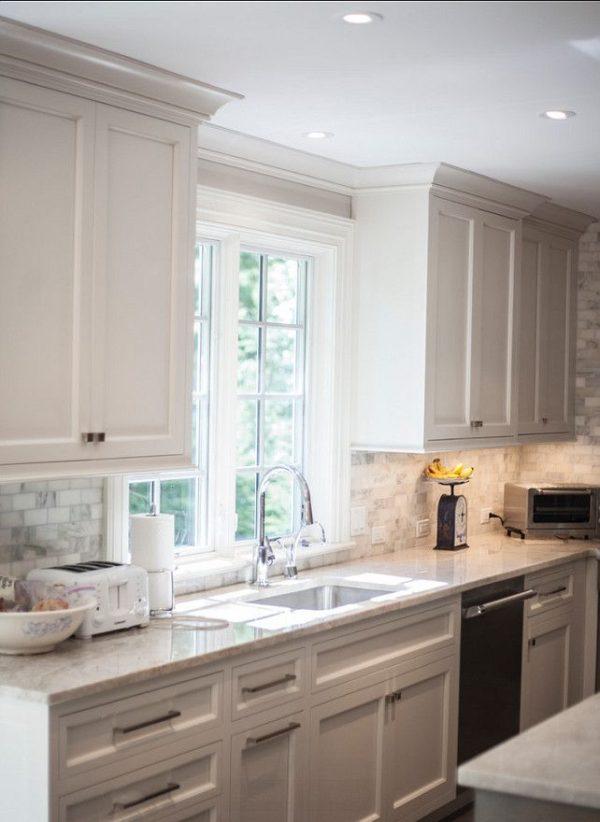 11 Ways to DIY Kitchen Remodel! - Painted Furniture Ideas on Rustic:rkh3E0Gkuju= Farmhouse Kitchen Ideas  id=38971