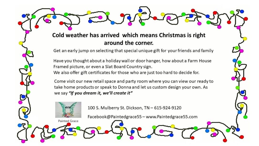 Christmas Advertising 1